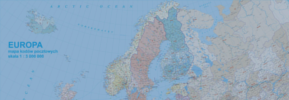 Mapy Ścienne